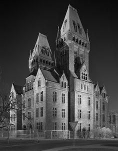 Buffalo State Hospital, NY - Asylum: Inside the Haunting World of 19th-Century Mental Hospitals | Brain Pickings