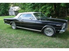 1966 ford galaxie 500 7 litre convertible - Google Search