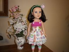 How to Make Doll Clothes Odds and Ends Pt. 1