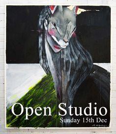 TWOONE Open Studio affiche