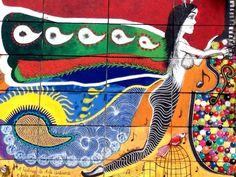Graffiti at Julio Mesquita Filho Way, Sao Paulo, Brazil http://www.psyche.com.br/Graf_Julio_Mesquita