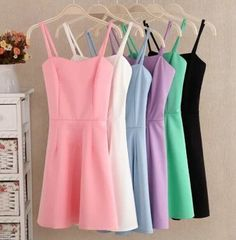 SUMMER NEW FASHION LADIES' THE CLASSIC CONVENTIONAL MODELS HARNESS DRESS ST1826