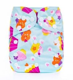 New Popular Baby Infant Printed Cloth Diaper One Size Reusable Tpu Nappy R03 Multi-color China