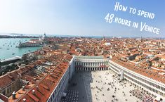 How to spend 48 hours in Venice, Italy – madelinestraveling Little Island, Archipelago, Venice Italy, Paris Skyline, Paths, City, Blog, Travel, Beautiful