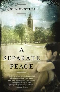 Introverted, intellectual Gene and his daredevil best friend, Phineas, are roommates at a posh New England boarding school just before World War II, but a conflict of loyalties leads them to tragedy.