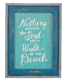 These wood-inspired indigo blue coral coastal collage prints are the perfect and affordable way of adding a splash of color to your home! Satisfaction if guaranteed at Gango Home Decor. Beach Wood Signs, Wooden Signs, Beach Room, Beach Art, Beach Please, Boho Home, Beach Quotes, Sand Quotes, Ocean Quotes