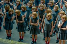 """Japanese photographer Daisuke Takakura has created a fantastic series of clone photography titled """"Monodramatic"""". Takakura depicts the concept of """"self"""" by using the same model in a variety of poses within a single image. Self Photography, Photography Series, Conceptual Photography, Photography Awards, Street Photography, People Photography, Miniature Photography, Japanese Photography, Colour Photography"""