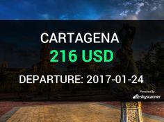 Flight from Phoenix to Cartagena by Spirit Airlines #travel #ticket #flight #deals   BOOK NOW >>>