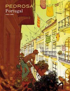 Portugal, de Cyril Pedrosa