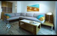 Marconfort Benidorm Suites - Salón