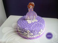 Tienda de Dulces: Torta y golosinas personalizadas Princesita Sofía!