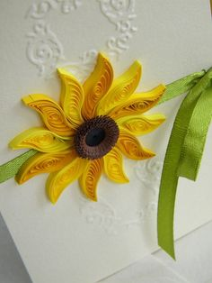 cool sunflower wedding invitations - Google Search