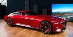 ..Mercedes..Maybach..vision..6..