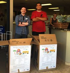 Coldwell Banker Collects Over Four Tons of Food to Feed Hungry Kids