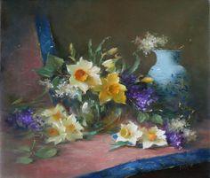 My Work - Patricia Rohrbacher  Painter