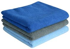 Sinland Multipurpose Microfiber Fast Drying Travel Gym Towels 3pack *** You can get additional details at the image link. (This is an Amazon affiliate link)