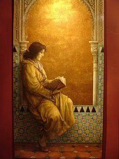 Hafsa bint al-Hajj, más conocida como al-Rakuniyya (Granada, 1135 - Marrakesh, 1191) fue una de las poetisas más célebres de al-Ándalus.  Nace en Granada alrededor del 1135 y muere en Marrakesh en el 1191. Hija de un noble de origen bereber, rico e influyente. Pasa su infancia y su juventud en Granada, en una época de agitación política intensa, que marcará la caída de la dinastía Almorávide y la instauración del califato de los Almohades.