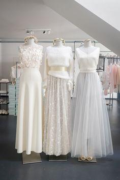 Wedding Party Dresses, Bridal Dresses, Flower Girl Dresses, Tulle Dress, Lace Dress, Boho Fashion, Fashion Dresses, Alternative Wedding Dresses, Moda Boho