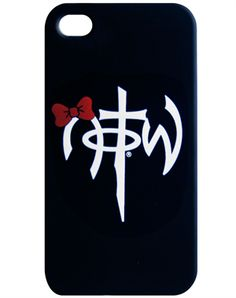 NOTW Bow iPhone 4/4s Slim Case - Great Christian Phone Cases for $19.99