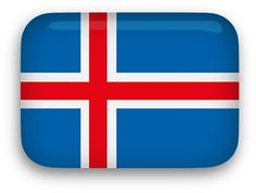 Free Animated Iceland Flags - Icelandic Clipart