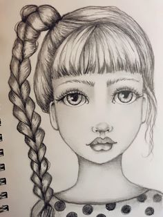 Fun Drawings, Pencil Art Drawings, Animal Drawings, Portrait Sketches, Pencil Portrait, Karen Campbell, Eye Sketch, Drawing Challenge, Character Drawing