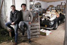 Herdeiros descobrem que coleção de 60 carros vintage da família vale R$ 50 milhões