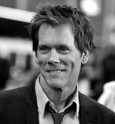 Kevin Bacon - (1958-  ) born Kevin Norwood Bacon