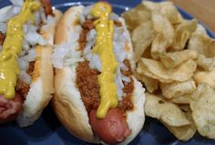 Recipe for Flint-Style Coney: What Every Koegel's Hot Dog Yearns to Be