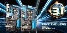 ITechNET: ASRock дъна с USB 3.1 дебютираха  на CeBIT 2015