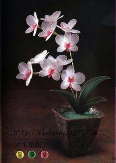 Nylon Flowers. Обсуждение на LiveInternet - Российский Сервис Онлайн-Дневников