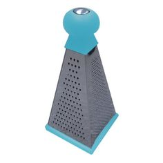 Anika Soft Grip Grater, Blue: Amazon.co.uk: Kitchen & Home