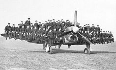 Ralph Van Riet uploaded this image to 'RAF pictures'. See the album on Photobucket. Ww2 Aircraft, Fighter Aircraft, Military Aircraft, Hawker Tempest, Photo Avion, Hawker Typhoon, Ww2 Planes, Battle Of Britain, Royal Air Force