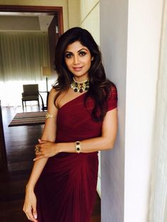 Shilpa Shetty's necklace is gorgeous