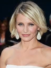 short haircuts for oval faces - Google Search