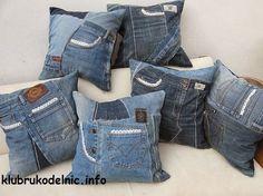 Старые джинсы в дело
