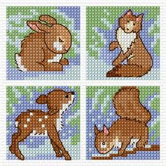 LJT129 Nature's Christmas | Lesley Teare Needlework and Cross Stitch Chart Designs