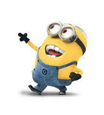 Crazy minion is dancing.. Like this