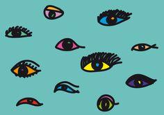 des yeux - sakina saidi