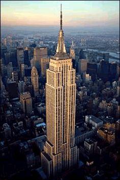 New York, New York <3