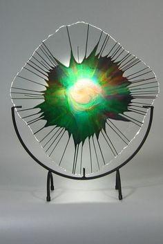glass | Caylee Minimal EnergyWeb by Dennis DeBon (via Pinterest: Discover and save creative ideas)