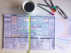 I am a Passion Planner addict. Planning just brings me a mental peace that I can't really explain. It makes my mind quiet and my days more productive.