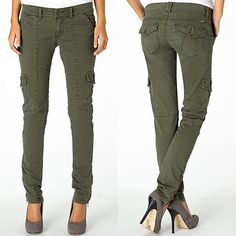 The 10 Best Olive Skinny Cargo Pants for $60 or Less See unionbays