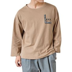 686551de7a Mens Printing Loose Sleepwear Sets Satin Pyjama Set
