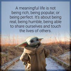 Yoda Meme, Yoda Funny, Funny Jokes, Spiritual Quotes, Wisdom Quotes, Positive Quotes, Qoutes, Yoda Pictures, Yoda Images