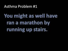 Asthma Problems : Photo