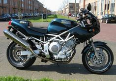 Yamaha TRX850. Best value-for-money bike I've owned