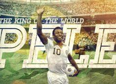Pelé – De Ce Conteaza cu Adevarat Fotbalul? Baseball Cards, Sports, Hs Sports, Sport
