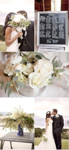 creative bouquet shot!