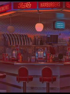 """Retro Vintage sophieexholden: """"Old school American vibes """" - Red Aesthetic Grunge, Aesthetic Collage, Aesthetic Photo, Aesthetic Pictures, Aesthetic Dark, Diner Aesthetic, Aesthetic Vintage, Photo Wall Collage, Picture Wall"""