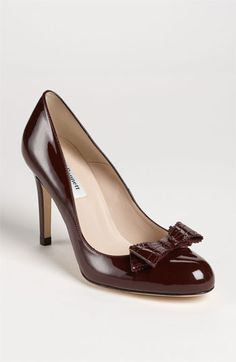Loving L.K. Bennett pumps right now.  Can see why they're a fave of Princess Kate!